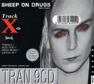 Sheep On Drugs Track X EP Single primary image photo cover